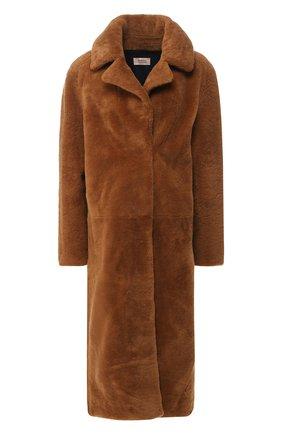 Меховое пальто из овчины | Фото №1