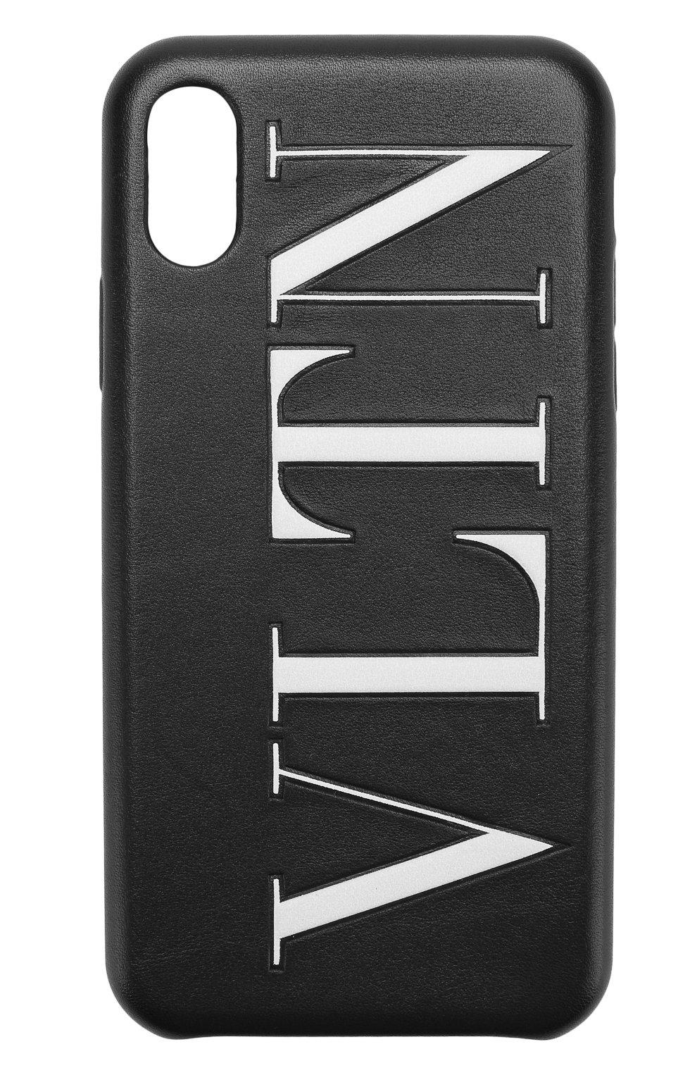 Кожаный чехол для iPhone X   Фото №1