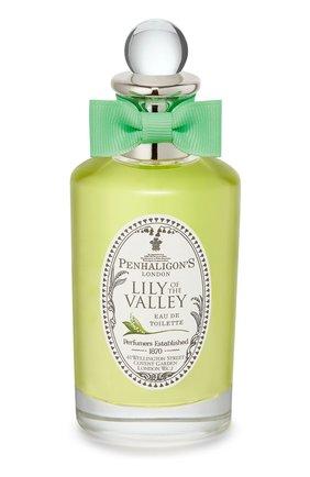 Женский туалетная вода lily of the valley PENHALIGON'S бесцветного цвета, арт. 793675010503 | Фото 1