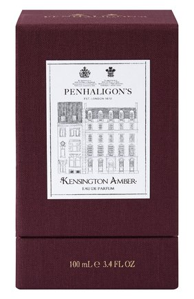 Парфюмерная вода Kensington Amber Penhaligon's | Фото №1