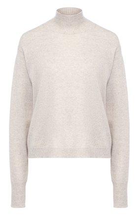 Кашемировый свитер свободного кроя | Фото №1