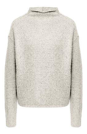 Пуловер из смеси шерсти и кашемира Isabel Marant кремовый   Фото №1