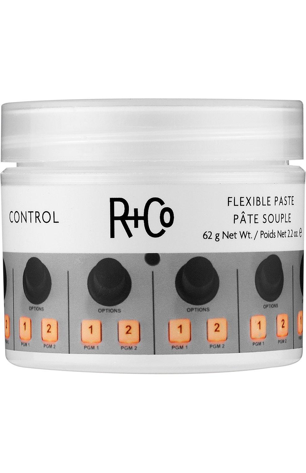 Паста для подвижной фиксации control (62g) R+CO бесцветного цвета, арт. 810374022054 | Фото 1 (Статус проверки: Проверена категория)