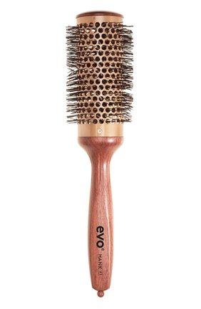 Керамическая круглая термощетка для волос Hank 43мм | Фото №1