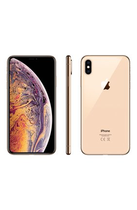 iPhone XS Max 256GB Gold Apple gold | Фото №1