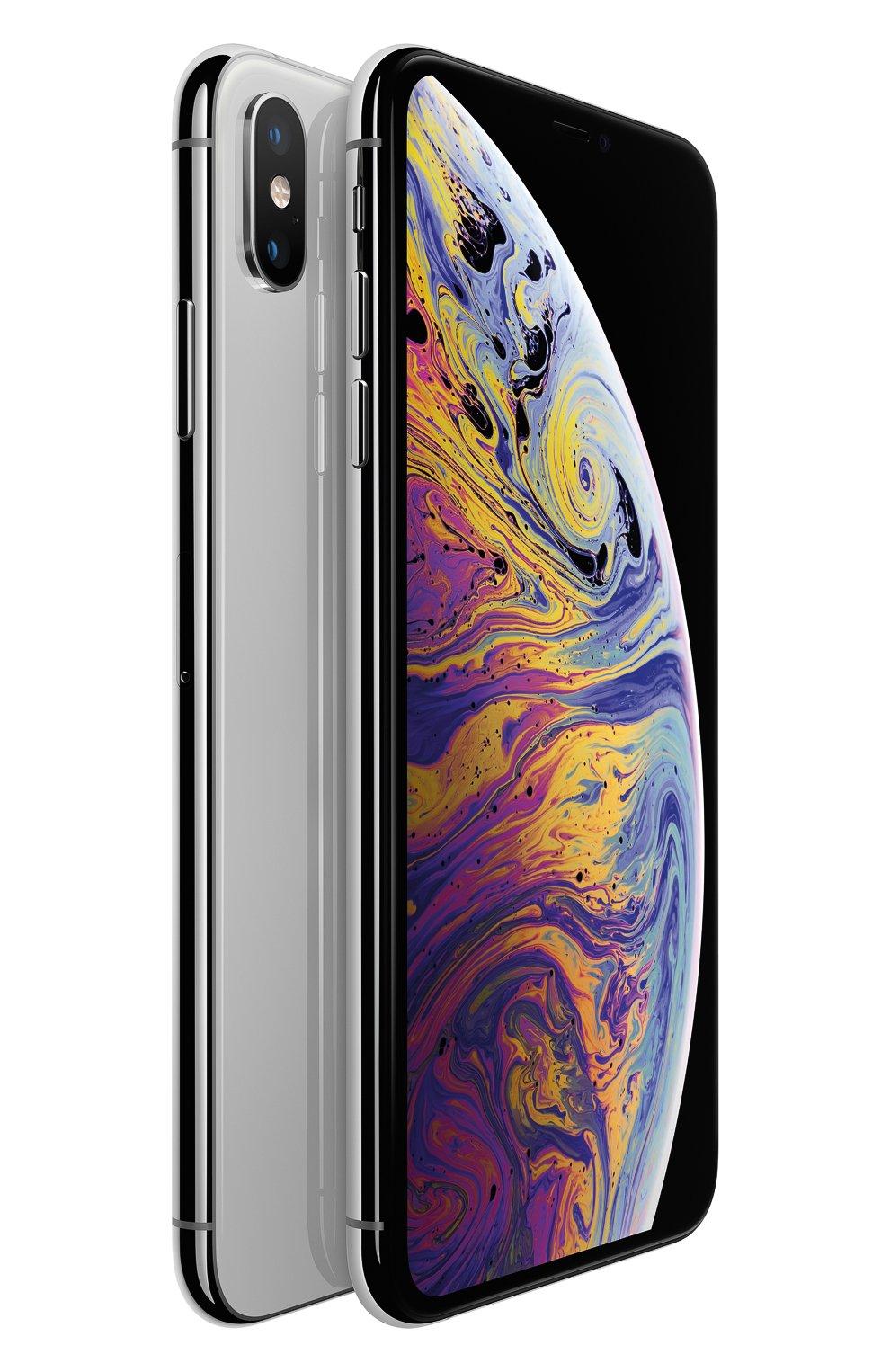 iPhone XS Max 64GB Silver Apple silver   Фото №1
