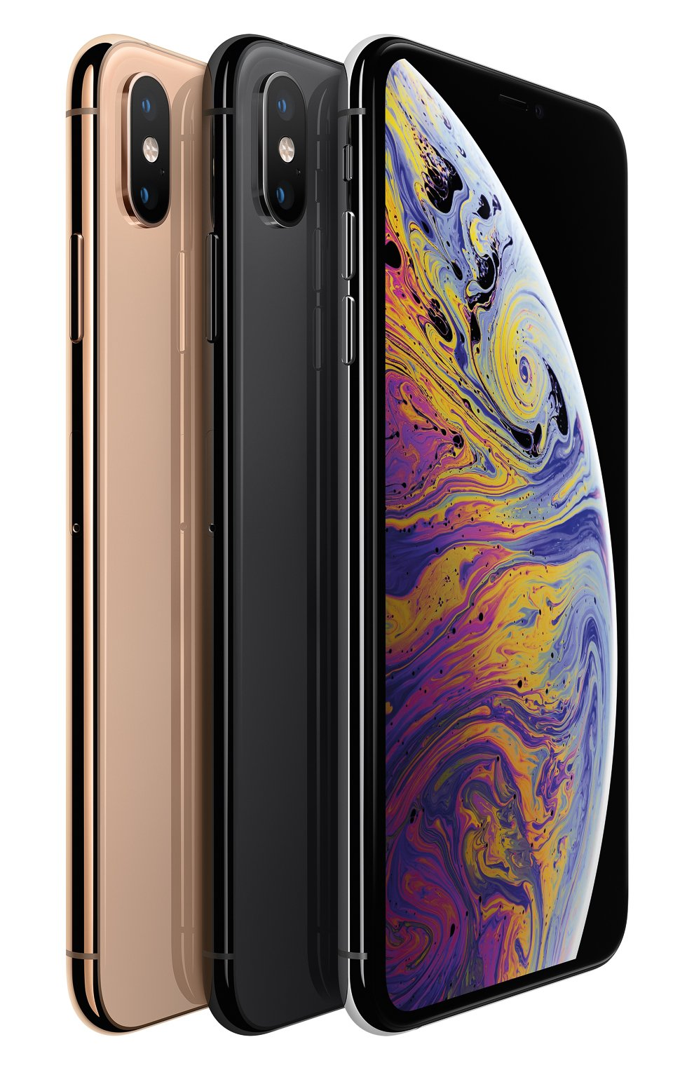 iPhone XS Max 256GB Silver | Фото №3