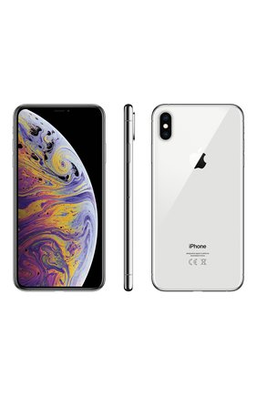 Мужской iphone xs max 512gb silver APPLE silver цвета, арт. MT572RU/A | Фото 2