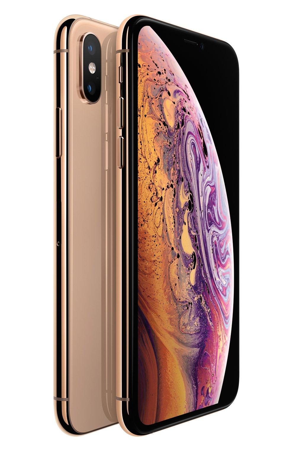 iPhone XS 64GB Gold Apple gold | Фото №1
