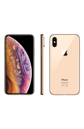 iPhone XS 64GB Gold Apple gold | Фото №1