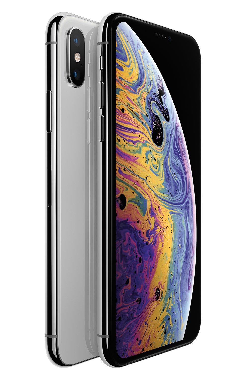 iPhone XS 64GB Silver Apple silver | Фото №1