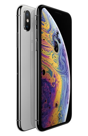 Мужской iphone xs 512gb silver APPLE silver цвета, арт. MT9M2RU/A | Фото 1