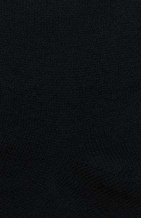 Детские хлопковые гольфы LA PERLA синего цвета, арт. 42516/3-6 | Фото 2