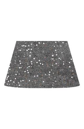 Мини-юбка с пайетками | Фото №1