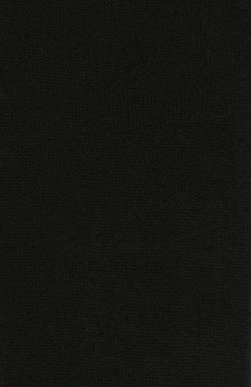 Детские хлопковые гольфы LA PERLA черного цвета, арт. 42516H/9-12 | Фото 2
