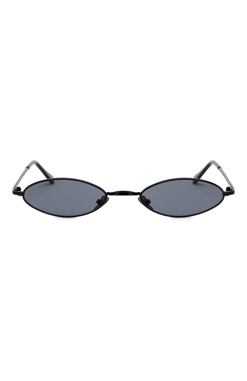 Женские солнцезащитные очки SPEKTRE черного цвета, арт. XYZ 01A | Фото 3