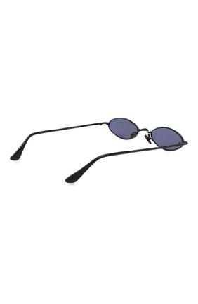 Женские солнцезащитные очки SPEKTRE черного цвета, арт. XYZ 01A | Фото 4
