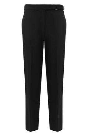 Укороченные брюки со стрелками Proenza Schouler черные | Фото №1