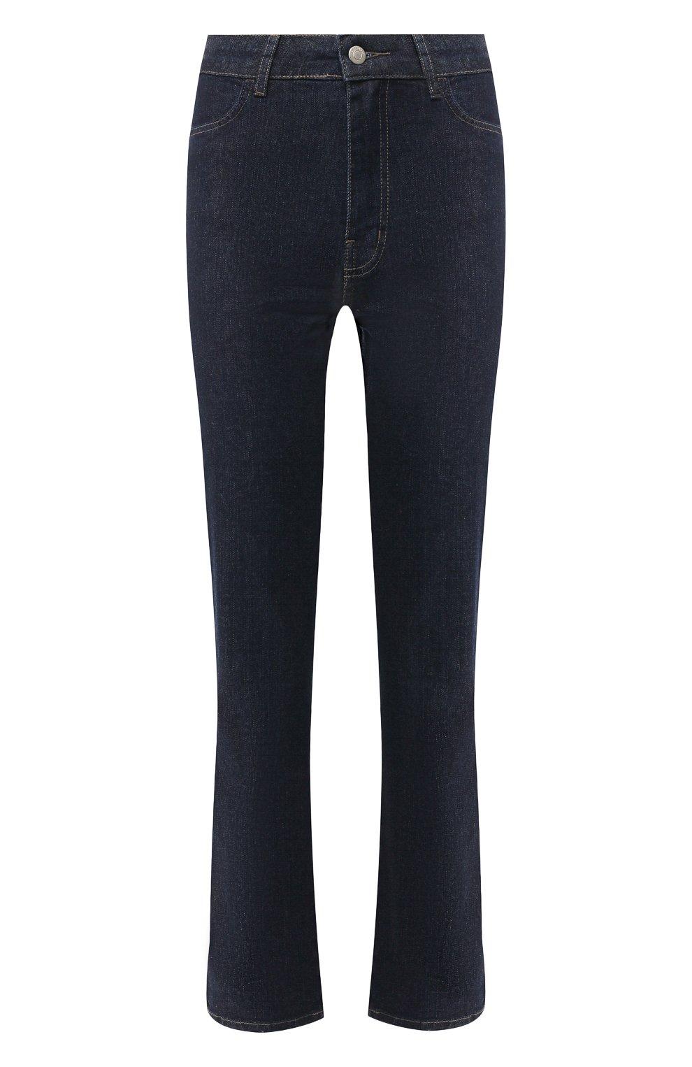 Женские джинсы CASASOLA темно-синего цвета, арт. DNMBC5A   Фото 1