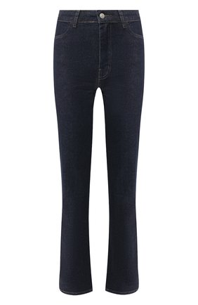 Женские джинсы CASASOLA темно-синего цвета, арт. DNMBC5A | Фото 1