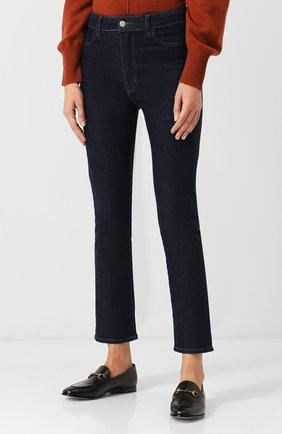 Женские джинсы CASASOLA темно-синего цвета, арт. DNMBC5A   Фото 3