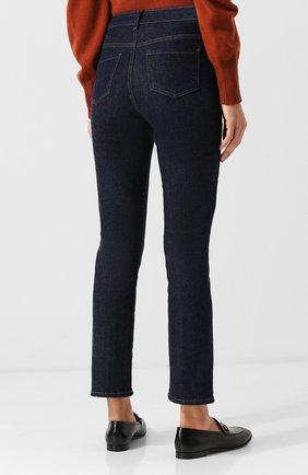 Женские джинсы CASASOLA темно-синего цвета, арт. DNMBC5A   Фото 4
