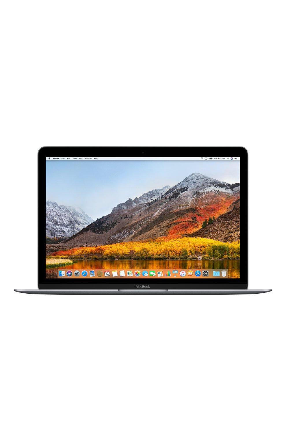 "MacBook 12"" Retina Core i5 1,3 ГГц 512GB Space Gray | Фото №1"