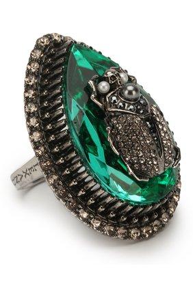 Кольцо с кристаллами Swarovski | Фото №1