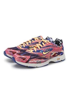 Комбинированные кроссовки Zoom Streak Spectrum Plus Premium QS на шнуровке NikeLab разноцветные   Фото №1