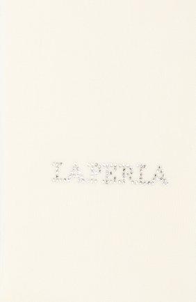 Детские шерстяные колготки LA PERLA бежевого цвета, арт. 47012H/7-8 | Фото 2