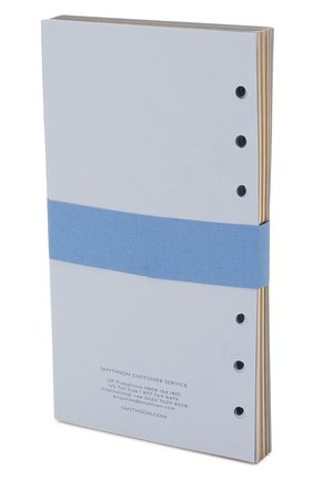 Мужской сменный блок для органайзера SMYTHSON голубого цвета, арт. 1021373 | Фото 2