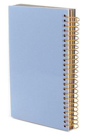 Мужской записная книжка SMYTHSON синего цвета, арт. 1021375 | Фото 2