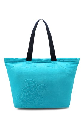 Пляжная сумка с вышивкой   Фото №1