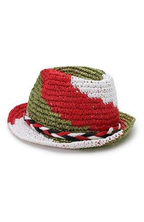 Пляжная шляпа Missoni разноцветного цвета | Фото №2