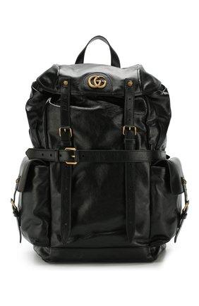 Кожаный рюкзак Re(Belle) | Фото №1