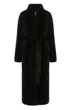 Пальто из меха норки | Фото №1