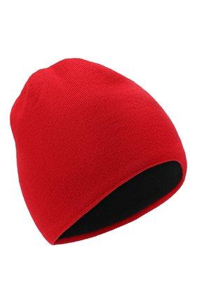 Мужская шерстяная шапка  CANADA GOOSE красного цвета, арт. 5116M | Фото 1