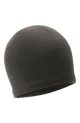 Мужская шерстяная шапка  CANADA GOOSE серого цвета, арт. 5116M | Фото 1