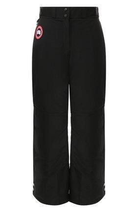 Утепленные брюки Tundra прямого кроя | Фото №1