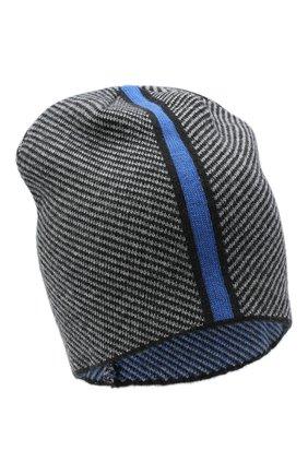 Мужская шерстяная шапка CANOE серого цвета, арт. 3441996 | Фото 1