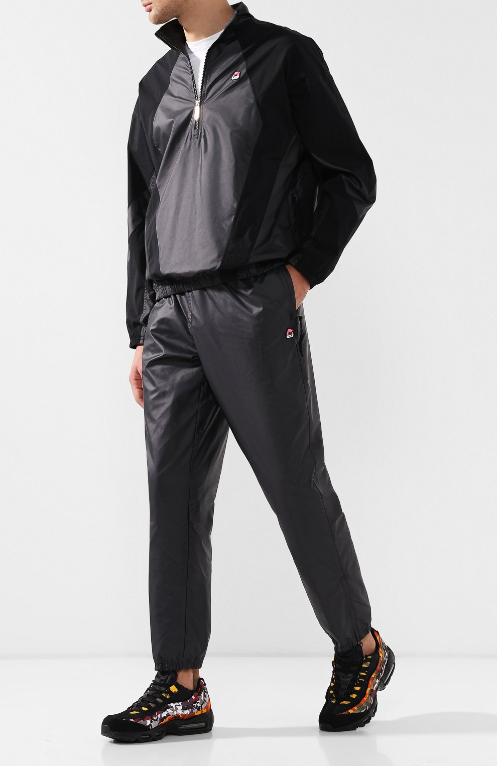 315e9531 Спортивный костюм Nike x Skepta NIKELAB черного цвета — купить за ...