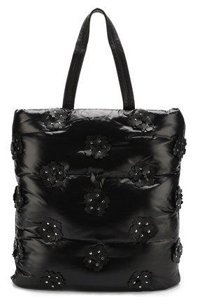 Текстильная сумка-тоут Moncler Noir Kei Ninomiya | Фото №1