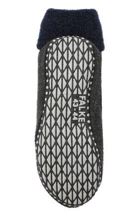 Мужские шерстяные носки FALKE синего цвета, арт. 16560 | Фото 2