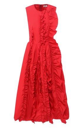 Платье-миди Moncler Simone Rocha | Фото №1