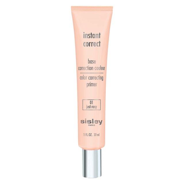 Корректирующая база под макияж оттенок №01 Нежно-розовый Sisley.