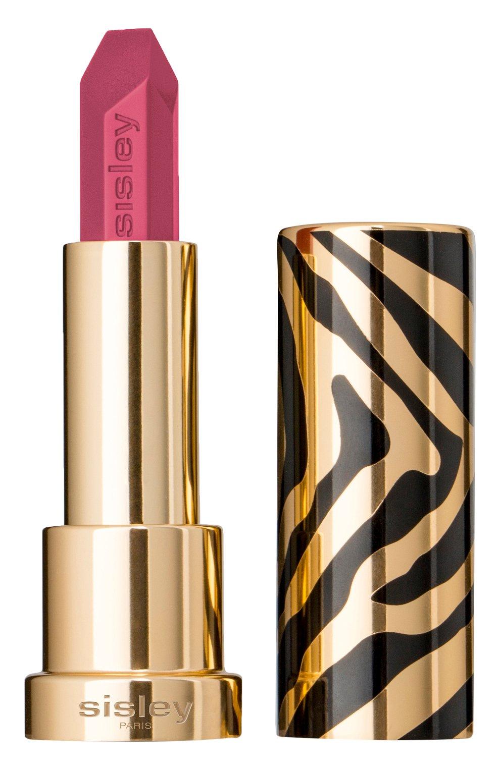 Увлажняющая фитопомада для губ, оттенок № 23 Ярко-розовый   Фото №1