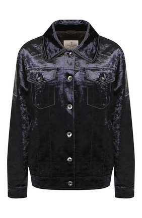 Куртка из смеси хлопка и вискозы | Фото №1