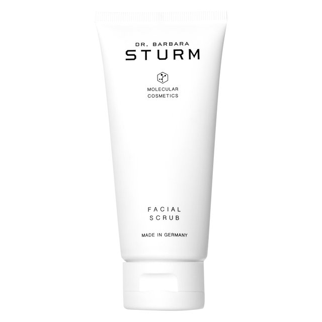 Скраб для лица улучшающий текстуру кожи для всех типов кожи Dr. Barbara Sturm.
