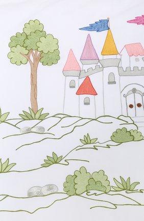 Детского комплект из 4 бортиков для детской кроватки LORETTA CAPONI белого цвета, арт. 182K17198301701 | Фото 2
