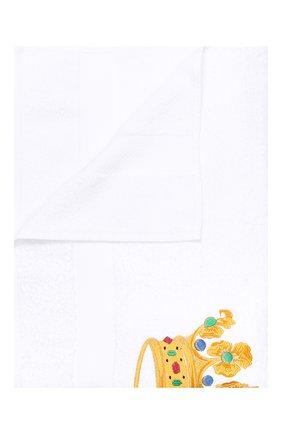 Хлопковое полотенце с вышивкой | Фото №1